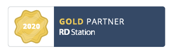 Selo RD Station Gold 2020